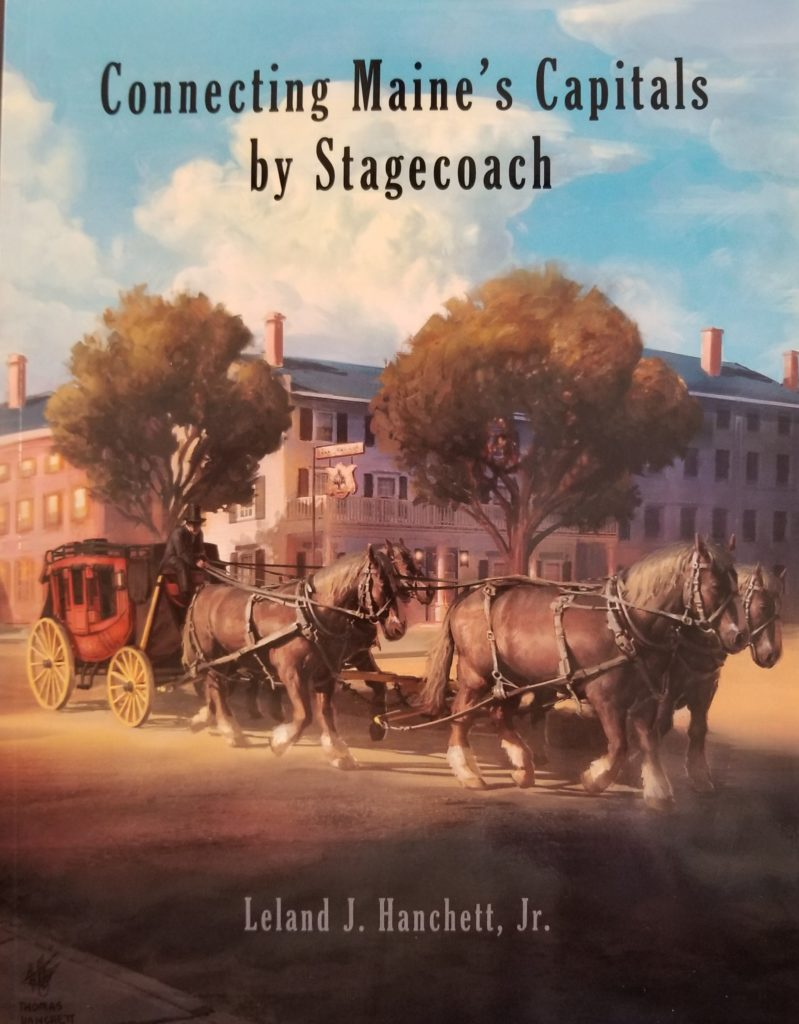 Connecting Maine's Capitals by Stagecoach