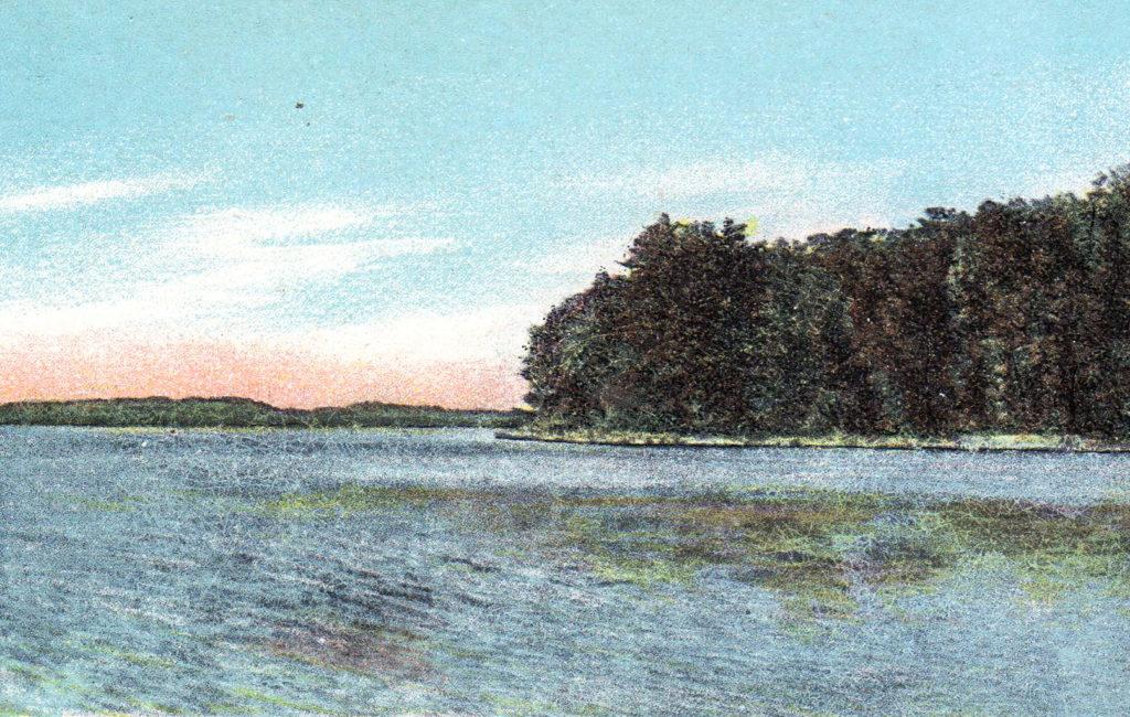 Salmon Point, Auburn, ME