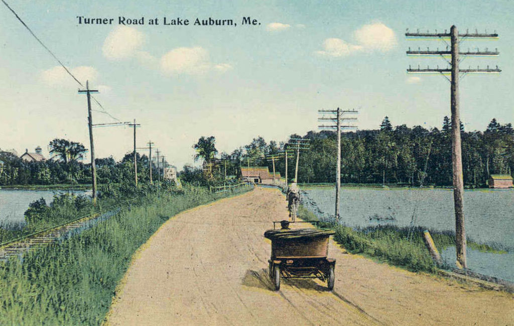 Turner Road Lake Auburn, Auburn, ME