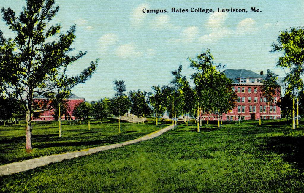 Campus, Bates College, Lewiston, ME