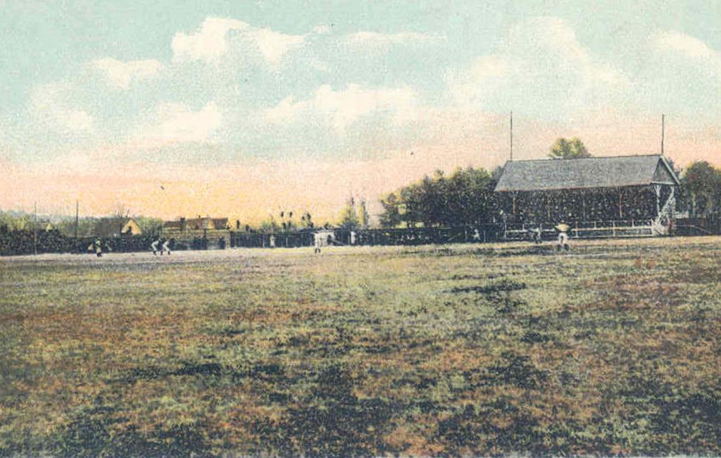 Garcelon Field, Bates College, Lewiston, ME