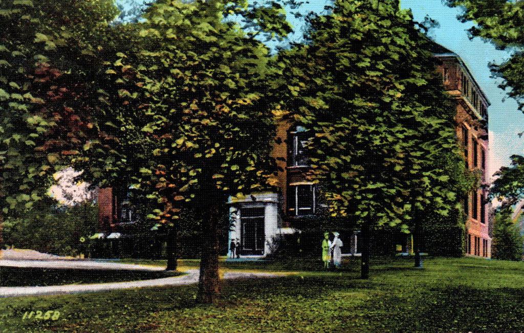 Carnegie Science Hall, Bates College, Lewiston, ME