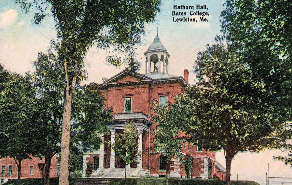Hathorn Hall, Bates C., Lewiston, ME #2