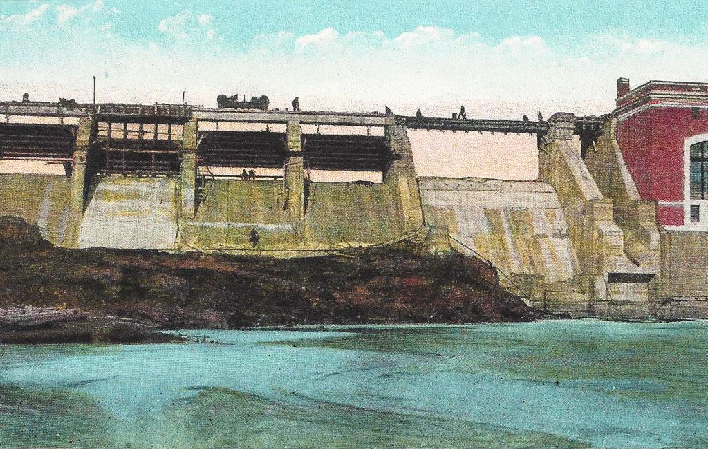 New Gulf Island Dam, Lewiston, ME