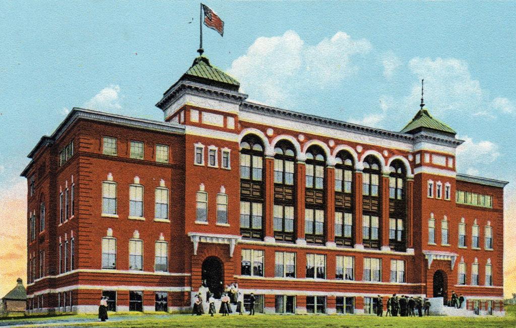 Jordan High School, Lewiston, ME