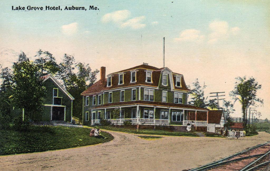 Lake Grove Hotel, Auburn, ME