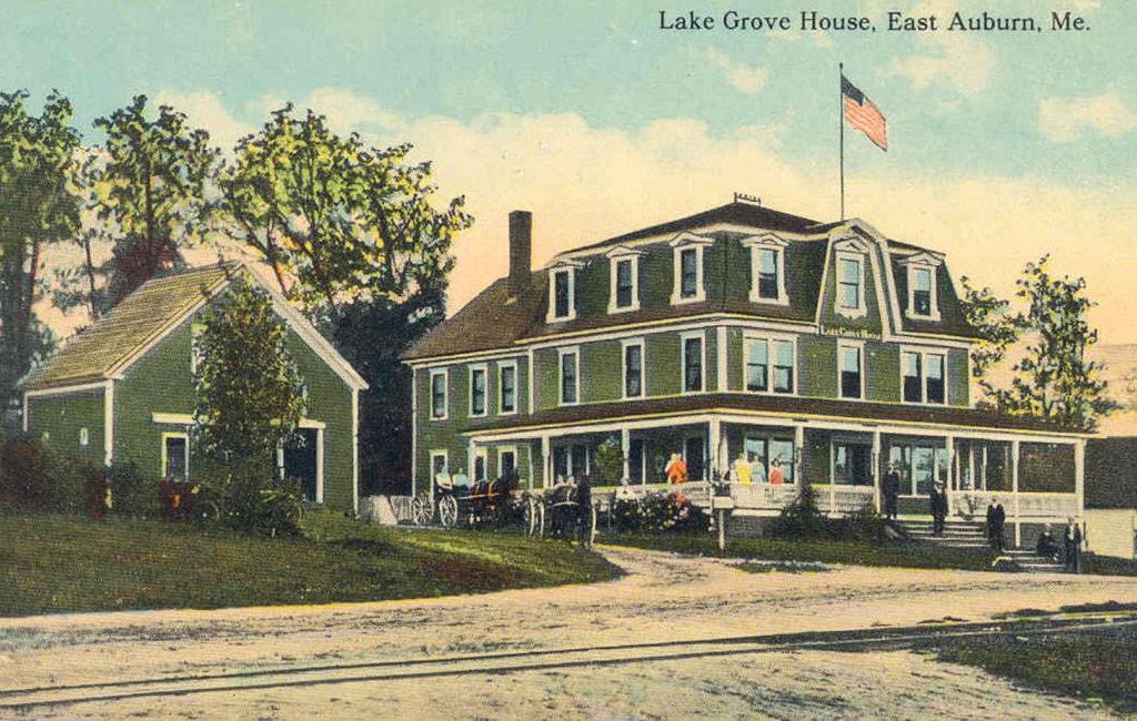 Lake Grove House East Auburn, ME
