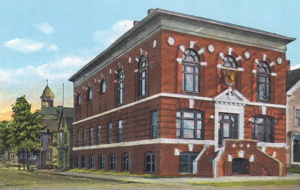 Elks' Building, Lewiston, ME