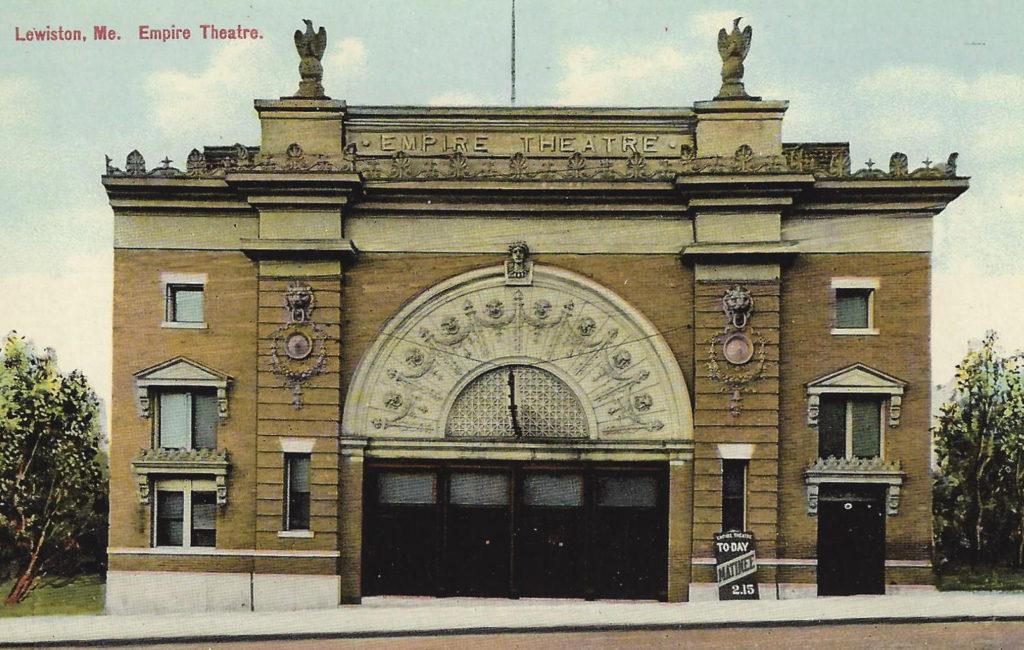 Empire Theater, Lewiston, ME #1