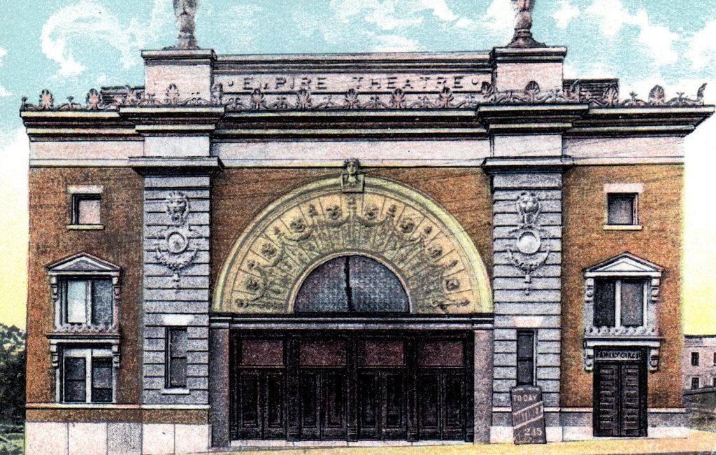 Empire Theater, Lewiston, ME #3