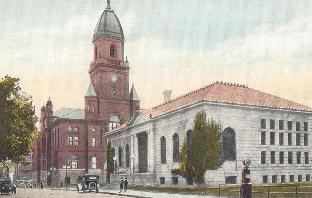 Public Library & City Hall, Lewiston, ME