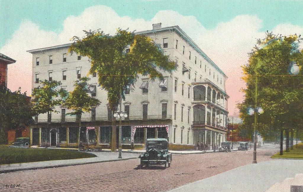 DeWitt Hotel, Lewiston, ME