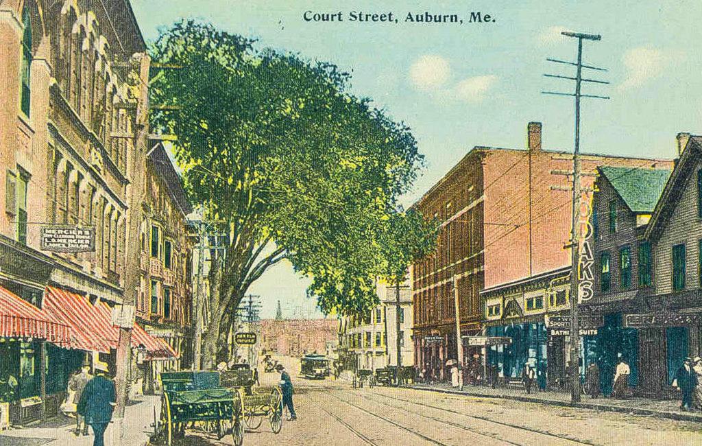 Court St., Auburn, ME