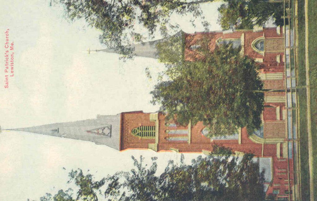 St. Patrick's Church, Lewiston, ME